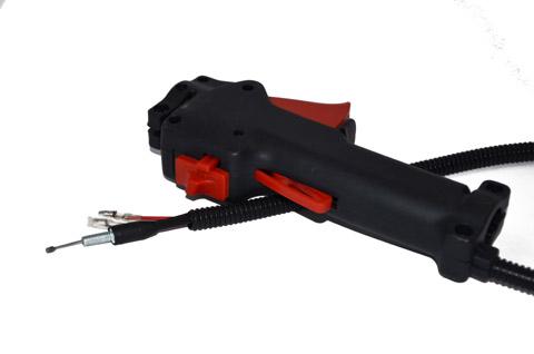 Gasgriff passend für Fuxtec FX-EB152 Erdlochbohrer